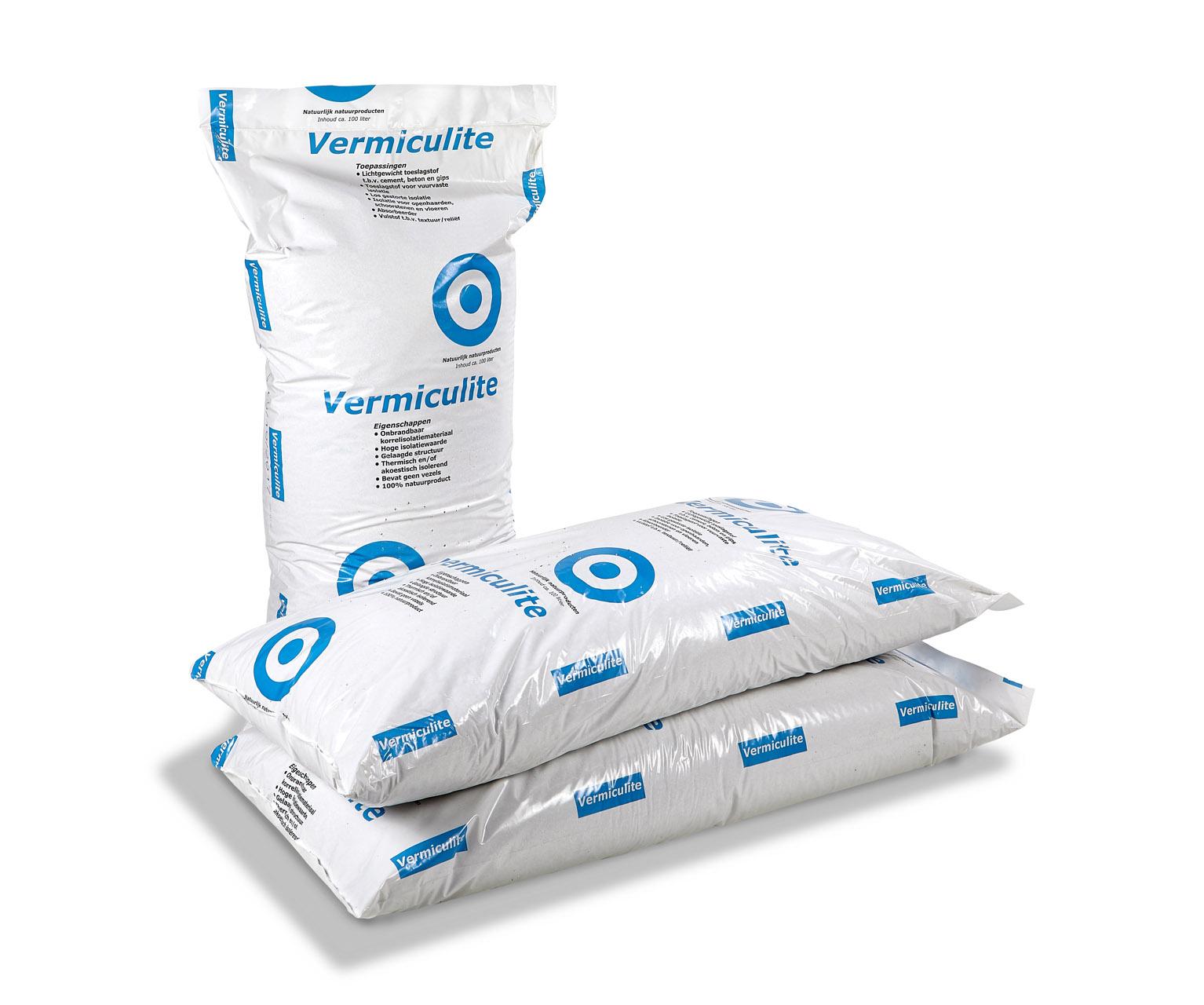 Isolatiekorrels - vermiculite