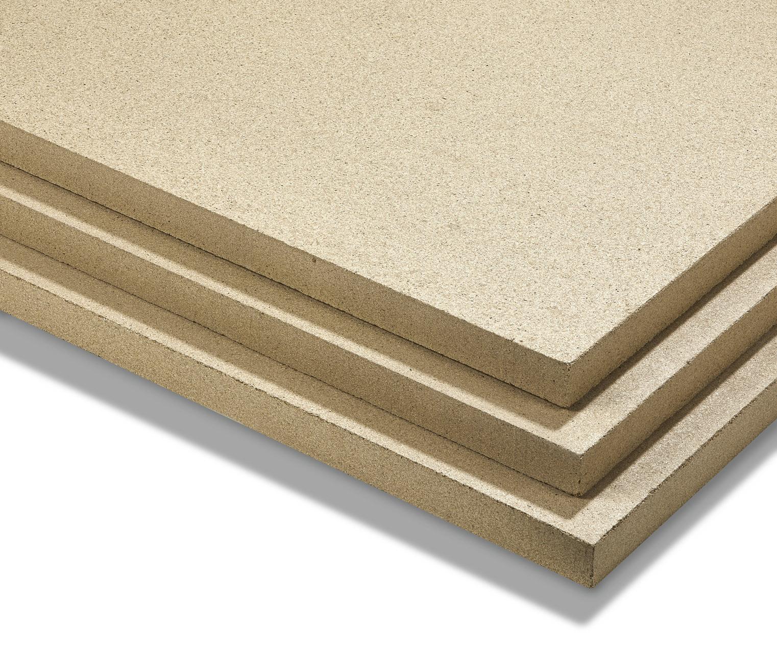 Vermiculite platen